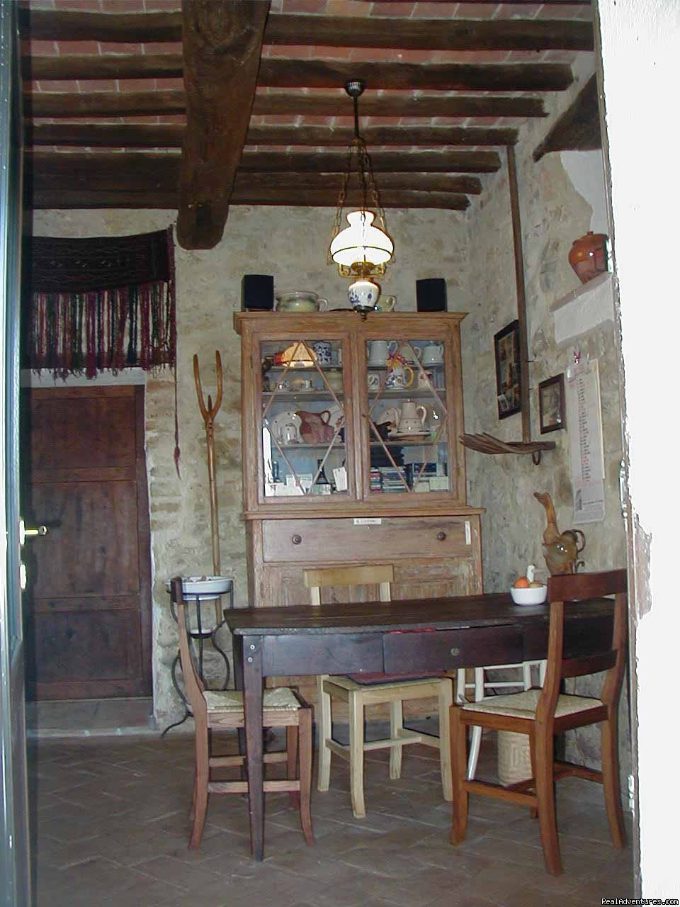 Dining Room | Image #8/15 | Mountain Bike from your front door in Umbria!