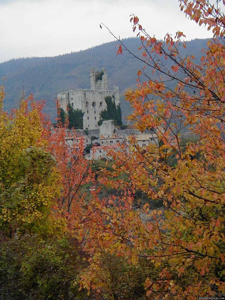 Pierle Castle, 8 miles away | Image #11/15 | Mountain Bike from your front door in Umbria!