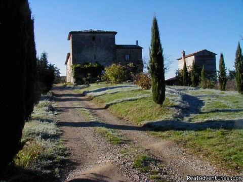 Casa del Grano - Mountain Bike from your front door in Umbria!