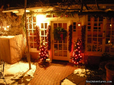 Charming Holiday Getaway (#25 of 26) - Don Gaspar Inn Bed and Breakfast