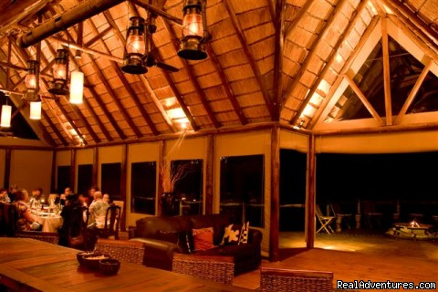 Dining at the Bush Lodge (#2 of 11) - The Bush Lodge