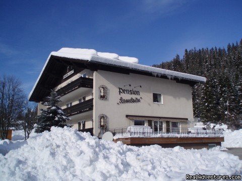 - Fantastic ski breaks in charming Alpine chalet
