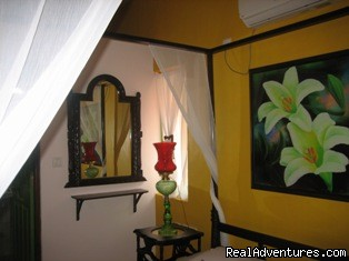 dressing mirror | Image #8/8 | Fully Furnished Apartment In Calangute, Goa