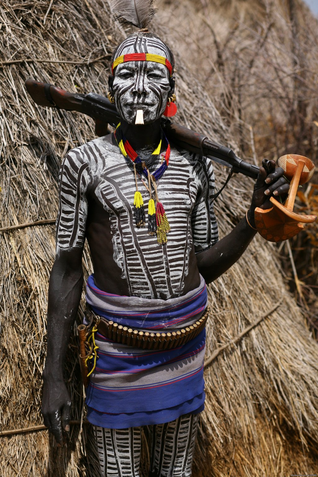 On Of Southern  Ethiopia Tribe | Image #2/6 | Southern Cultural Route: Journey the Omo Valley