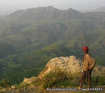 Landscap of Ethiopia | Image #3/6 | Southern Cultural Route: Journey the Omo Valley