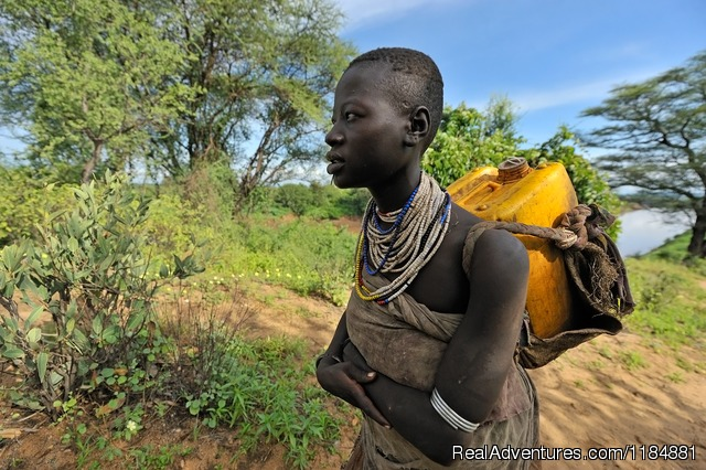 - Southern Cultural Route: Journey the Omo Valley