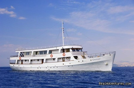 MS Emanuel - Adriatic and Dalmatia cruising solutions