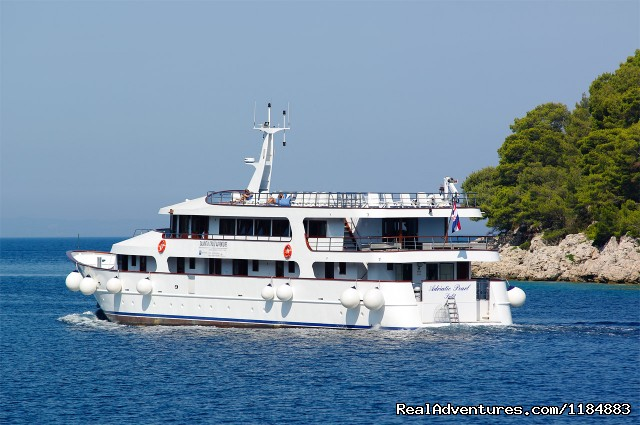MS Adriatic Pearl - Adriatic and Dalmatia cruising solutions