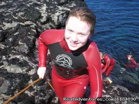 Coasteering | Image #18/18 | Summer Camp in Ireland