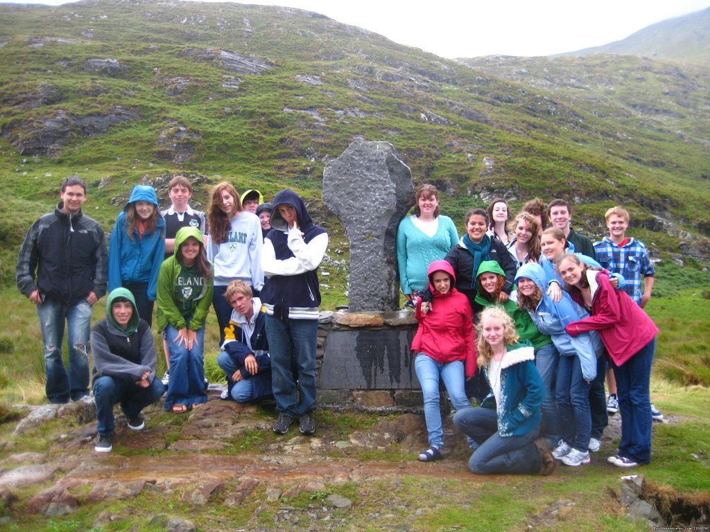 Delphi Valley Famine Memorial  | Image #2/18 | Summer Camp in Ireland