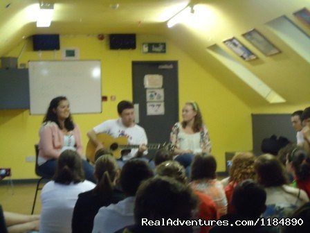 Talent Show night... well done | Image #15/18 | Summer Camp in Ireland