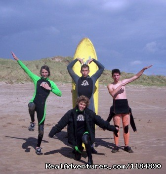 Surf's Up, Dudes. - Summer Camp in Ireland