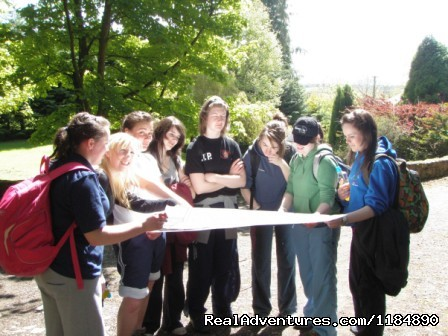 Where are we?  (#11 of 20) - Summer Camp in Ireland