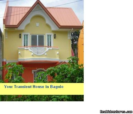 Transient House in Baguio City / Apartment for Ren