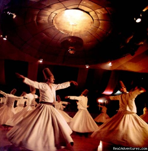 Whirling Derviches - Private Tours in Turkey