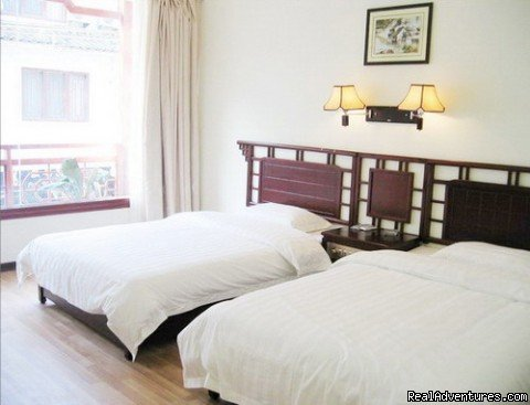 the double room  | Image #2/4 | Yangshuo Peace Family Holiday Hotel