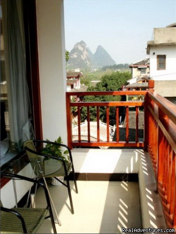 Yangshuo Peace Family Holiday Hotel