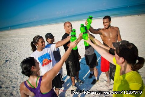 Weight Loss Boot Camp Fitness Vacation - Florida St. Pete Beach, Florida Fitness & Weight Loss
