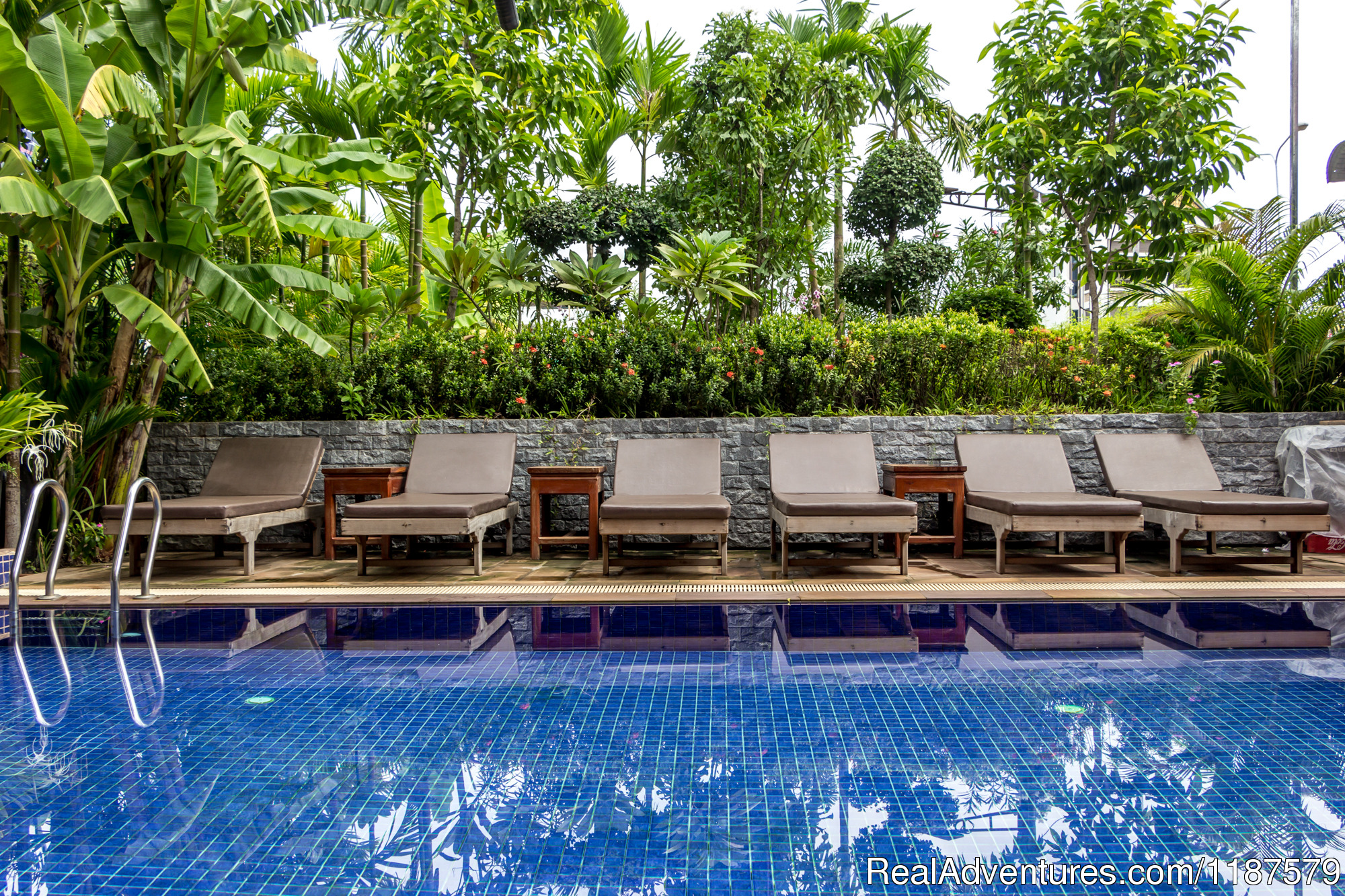 Swimming Pool | Image #1/7 |  Siem reap, Cambodia | Bed & Breakfasts | Jasmine Lodge