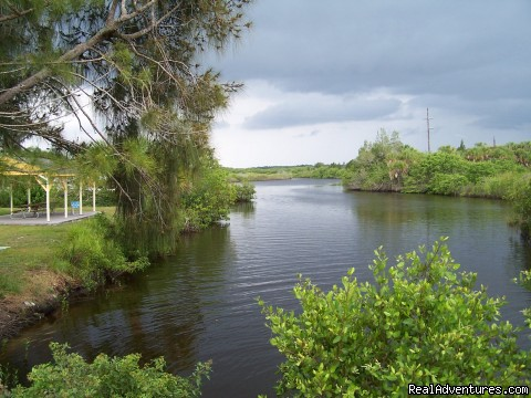 Florida Camping on the River Venice, Florida Campgrounds & RV Parks