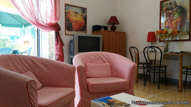 Trionfal Apartment Vacation Rentals Rome Lazio, Italy