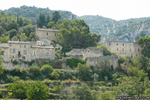 Oppede le Vieux - Sightseeing tours in Provence