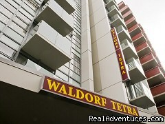 Tetra Waldorf Budgets Serviced Apartments,Auckland: Tetra Waldorf Budget Serviced Appartments