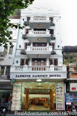Jasmine Garden Hotel-Hanoi Old Quarter Ha Noi, Viet Nam Hotels & Resorts