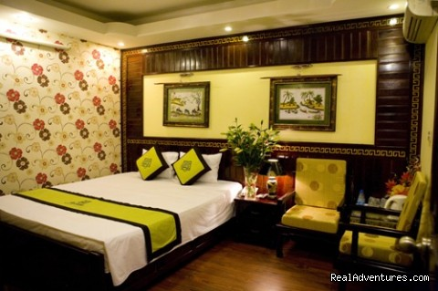 Superior Single Room - Jasmine Garden Hotel-Hanoi Old Quarter