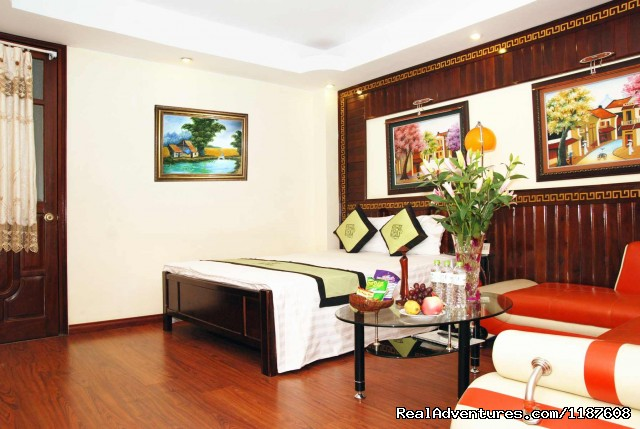 Double Room - Jasmine Garden Hotel-Hanoi Old Quarter