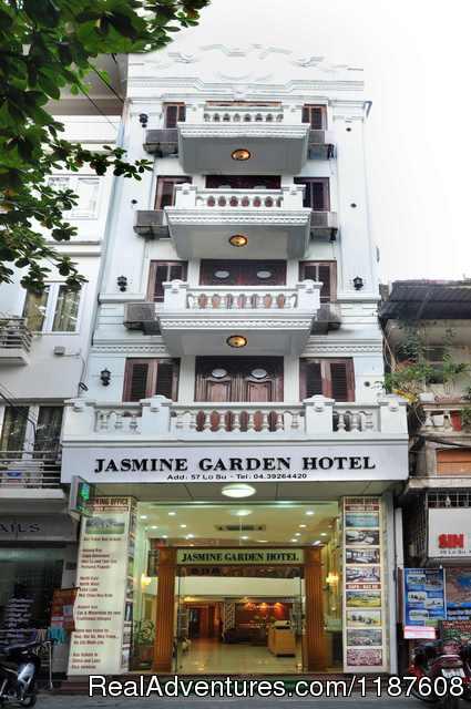Jasmine Garden Hotel-Hanoi Old Quarter
