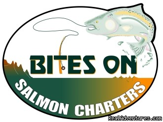 Salmon Fishing Charters downtown Vancouver BC - Bites-on Salmon Charters, Vancouver
