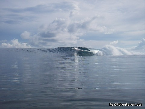 Near the lodge - Banyak Island Lodge- Surf trip Sumatra- Indonesia