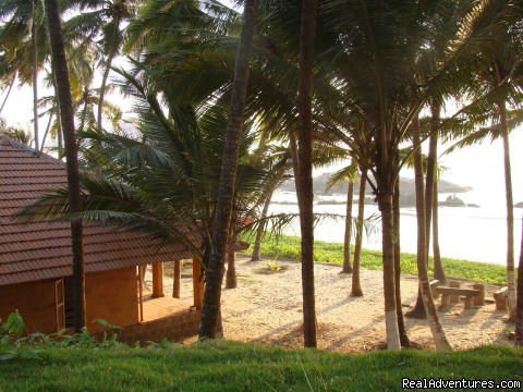 - A Country Side Beach House(chera Rocks)