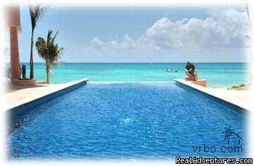 Beachfront Penthouse in Town with Infinity Pool Vacation Rentals Playa del Carmen, Mexico