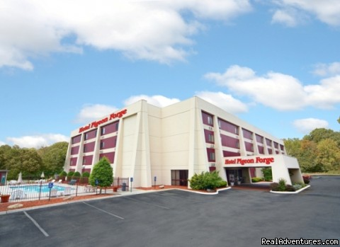 Hotel Pigeon Forge Inn & Suites East, Tennessee Hotels & Resorts