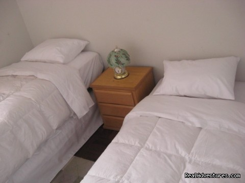 2nd Bedroom - Luxury Furnished Apartment For Rent Lima Peru