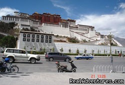 Great Journey - Nepal, Tibet, Bhutan & India.: Ancient tibetan trail