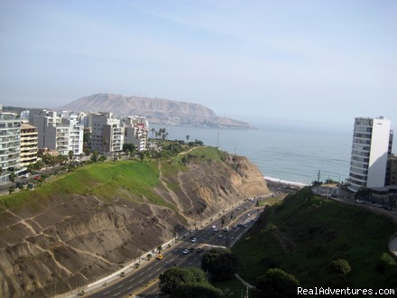 Image #1 of 16 - Miraflores apartment with excellent location and o