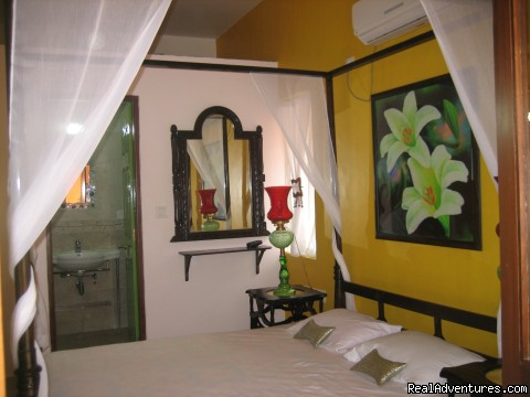 dressing/bed - Beautifull Furnished Apartment In Calangute