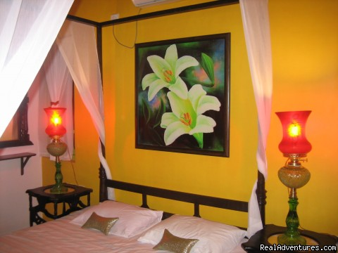 bed - Beautifull Furnished Apartment In Calangute