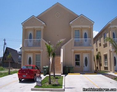 Entrance - South Padre Vacation Condo- April and May Specials