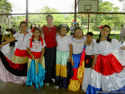 Volunteer to work at a local school or community center (#3 of 4) - Costa Rica Explorations