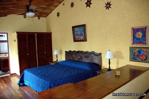 Bromelia Room2 - Tierra Magica B&B