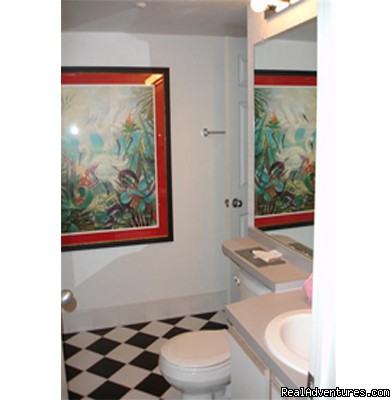 Two Baths - Beautiful 2 Bdr Key West Condo!
