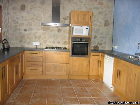 Kitchen (#2 of 5) - Luxury Vacation Rental in Girona near Barcelona