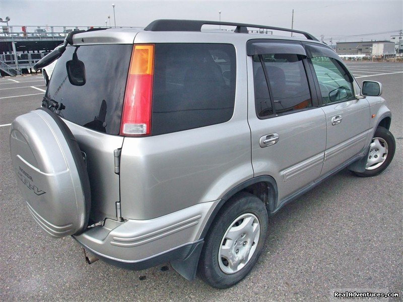 honda crv 4x4-kampala 4x4 car hire | Image #5/13 | Kampala furnished apartments & Uganda car hire 4x4