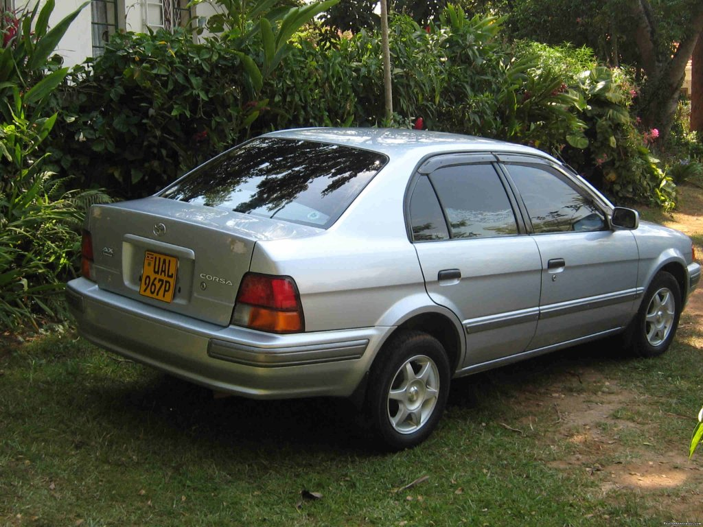 toyota corsa-kampala car hire>4x4 car hire uganda | Image #6/13 | Kampala furnished apartments & Uganda car hire 4x4