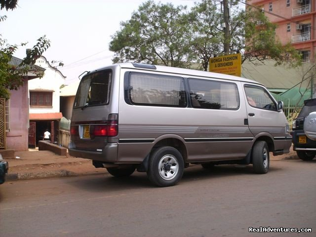 toyota supercustom 4x4-kampala self drive car hire | Image #7/13 | Kampala furnished apartments & Uganda car hire 4x4