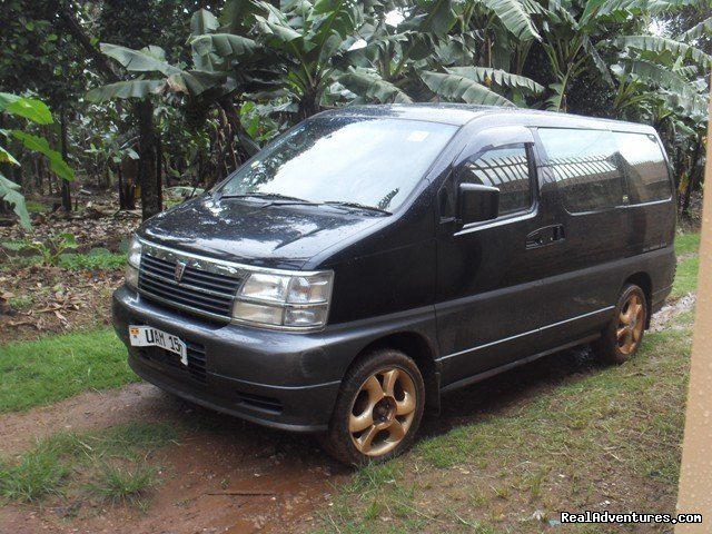 nissan elgrand 4x4-self drive 4x4 car rent entebbe | Image #9/13 | Kampala furnished apartments & Uganda car hire 4x4
